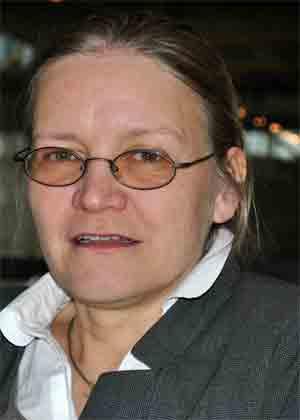 Gisela Ruwwe – ein allseits bekanntes Gesicht des kath. Gefängnisvereins Düsseldorf entschwindet nach 43 Jahren in den Ruhestand.