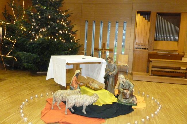 Weihnachtsaktion für mittellose Inhaftierte